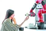 AI机器人咖啡厅亮相 语音下单到上桌1分钟