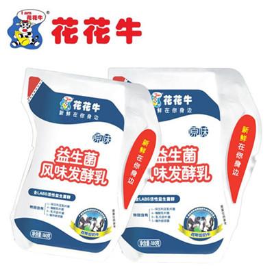 花花牛 益生菌风味发酵乳