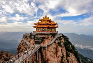 河南省旅游定下目标:今年要收入7690亿元