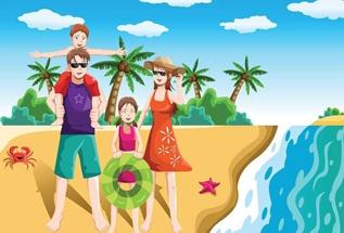体验式旅游升温 家庭亲子游走红