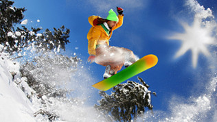 女博士滑雪时撞树身亡 专家:滑雪达中级属极限运动