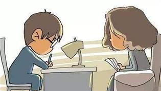 女子辞职陪孩子做作业 网友:要老师干嘛