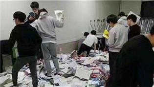 韩国高考因地震推迟 学生:书刚撕碎扔掉