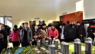 上周郑州8个项目开盘 去化良好房价渐稳