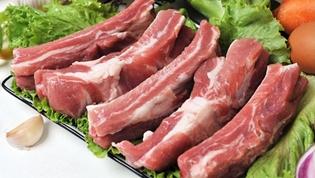 排骨肉脂肪竟然比五花肉多!