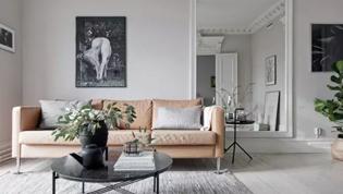 北欧风格的家 软装就这样布置
