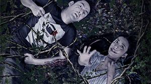 河南电影《食人岛》终极海报曝光 女演员拍摄中被吓哭