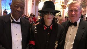 王杰克逊受邀参加海湖庄园慈善晚宴