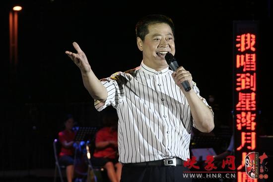 国家一级演员,河南省曲剧团团长孟祥礼演唱《你家在哪里》