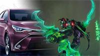 魔兽电影上映 看汽车品牌中的魔兽职业