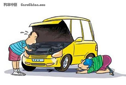 车内特殊部位清洁保养 如何细微清洗