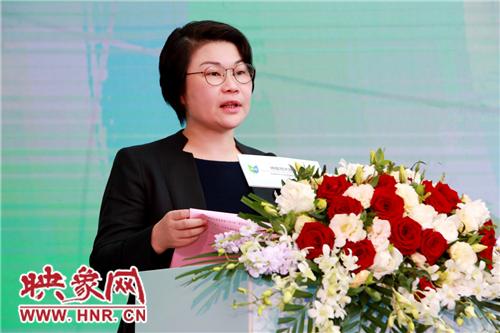 集团常务副总裁、恒大健康集团董事长谈朝晖