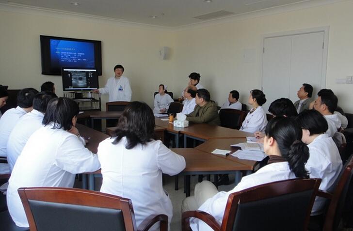 首次在河南实施医学培训计划