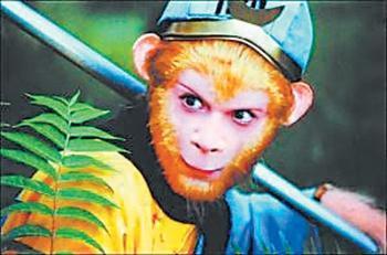 大圣归来 你爱哪款猴王?
