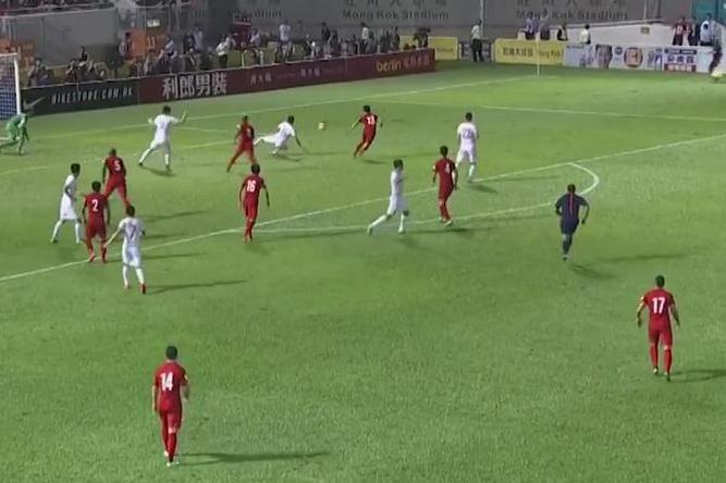 国足0-0港足世预赛出线告急