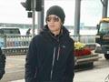 谢霆锋王菲前后脚坐同班机回北京 传情内容曝光