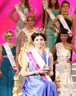 MTI全球总决赛冠军Yessenia