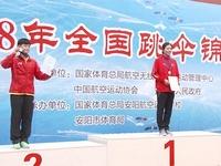 2018年全国跳伞锦标赛在安阳顺利闭幕