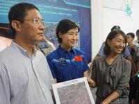 航天员刘洋亮相安阳航空节 见证中国航天牵手安阳