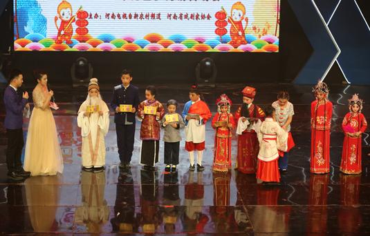 """河南9套跨年直播:少儿戏曲迎新年,""""梅花""""飘香进万家"""