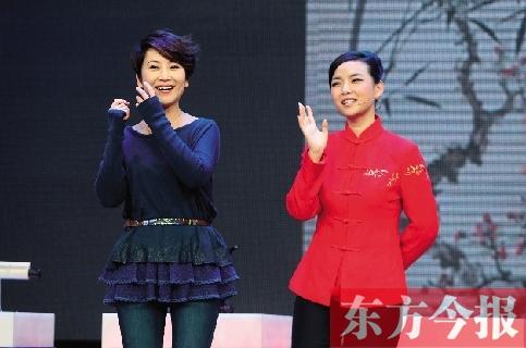 """河南卫视《华豫之门》今日21:30播出   《梨园春》主持人朱冰来""""串门"""